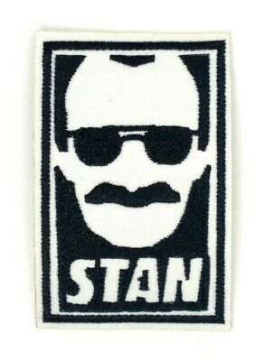 us seller Stan Lee Marvel Universe Comic book  Embroidered Iron on Patch 1569