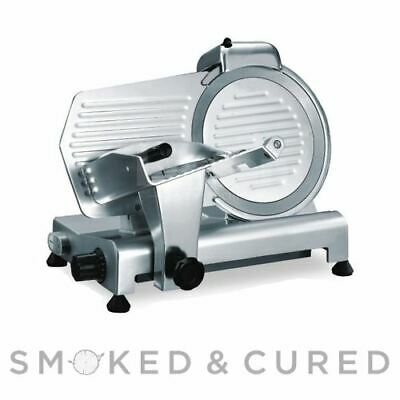 Meat Slicer - Semi Automatic 8 Inch Slicer - FREE SHIPPING