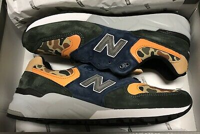 0cd1090e619af New Balance Mens Size 9.5 M999ni Classics Made In The Usa Duck Camo