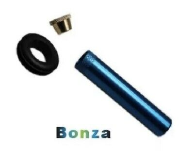 8cm Bonza Stem Kit with Grommet and Cone Piece Various Colours Cigarette BN