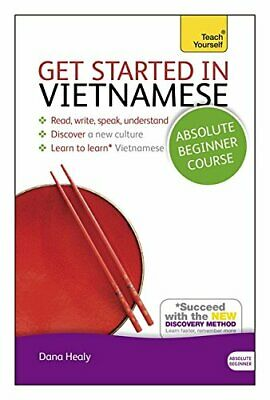 NEW - Get Started in Vietnamese: A Teach Yourself Program with Audio CD