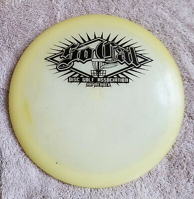 Innova Tee Bird Glow Disc Golf Fairway Driver 175G Custom So Cal Stamp -New-