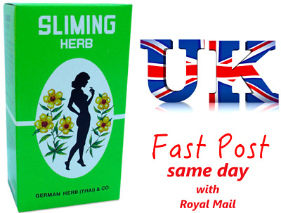 3 for 2 GERMAN SLIMING HERB TEA Slimming Weight Loss calories burning 10-100 Bag