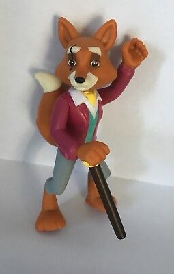 Peter Rabbit and Friends Mr Todd Figure