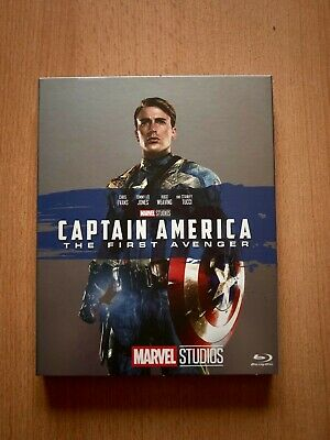 Captain America - The First Avenger (2011) Blu Ray