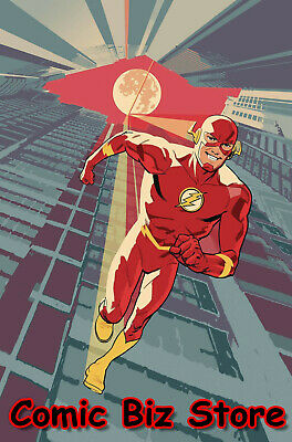 Flash #73 (2019) 1St Printing Evan Doc Shaner Variant Cover Year One Dc Universe