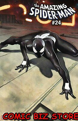 Amazing Spider-Man #24 (2019) 1St Printing Coipel Symbiote Suit Variant Cover
