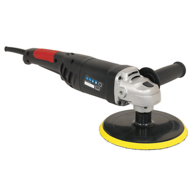 SEALEY Polisher Ø180mm 1100W/230V Lightweight