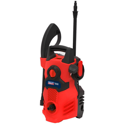 Sealey PW1500 Pressure Washer 105bar with TSS 230V Red