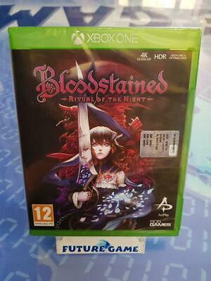 Bloodstained Ritual of the Night - GIOCO XBOX ONE NUOVO ITALIANO