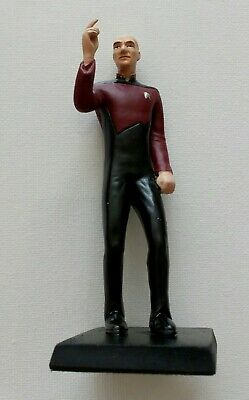 Star Wars Captain Jean- Luc Picard Figure Cbs Studio's Brand New Boxed.