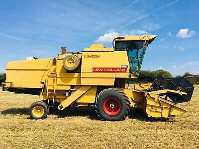 New Holland 8040 Combine / Classic Ford / Tractor (£7500 + £1500 VAT)
