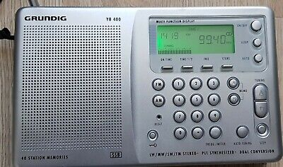 Grundig YB 400 LW MW SW and FM With SSB