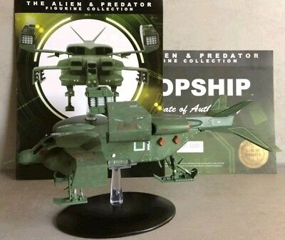 Eaglemoss Aliens and Predator - UD-4L Cheyenne Dropship (20cm) IN STOCK
