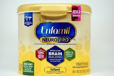 Enfamil NeuroPro Infant Powder Formula, 20.7oz- Expires 5/01/2020
