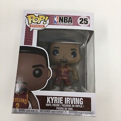 Funko POP! Basketball - NBA: Cleveland Cavaliers KYRIE IRVING Vinyl Figure