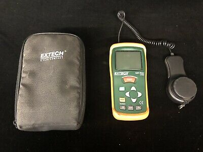 Extech LT300 Light Meter with Carrying Pouch