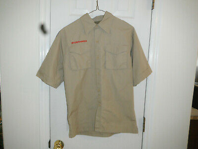 Boy Scouts of America Scout Shirt size Youth Large