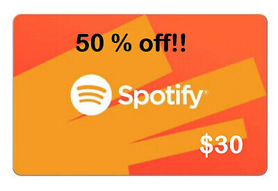 How To Get Spotify Gift Cards 40-60% Cheaper & Resell Spotify Gift Cards