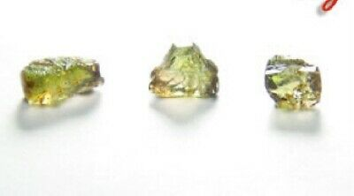 Desired Green/Pink, Clean Andalusite Gem Facet Rough #2xn
