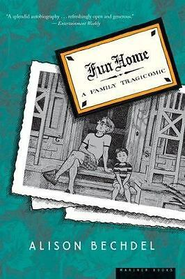 Fun Home A Family Tragicomic by Alison Bechdel 9780618871711 (Paperback, 2007)