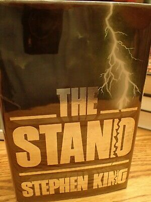 Stephen King The Stand Uk New English Library First Edition Very Nice Shape!