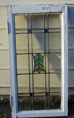 A627    Stained Glass Ca 1930s