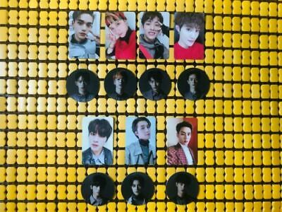 WAYV WAY V NCT FIRST MINI ALBUM TAKE OFF PHOTOCARD kun lucas xiaojun ten winwin