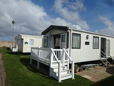 8 Berth (38x12ft) Luxury caravan on Haven site, Caister near Gr Yarmouth