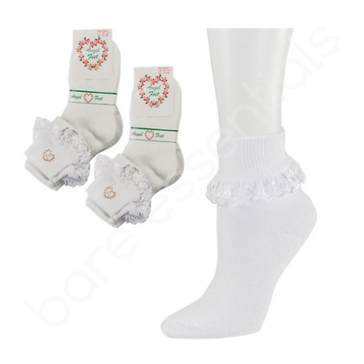 Back To School Girls Rich In Cotton Embroidered Jolie Fille Lace Top Socks