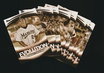 2019 Topps Series 2 Inserts Evolution of Ballpark Team Technology Pick from List