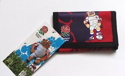 Wallet Ruckley Trifold England Rugby