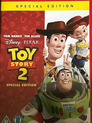 Toy Story 2 (2010) DVD