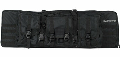 "Valken Tactical Gun Case Double Rifle 42""- black"