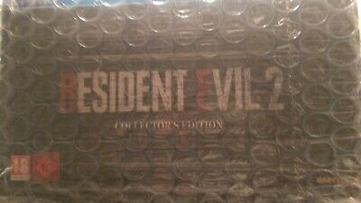 Resident Evil 2 Remake- Collector's Edition [Ps4]