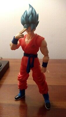 S.H. Figuarts Super Saiyan God Super Saiyan Goku, Resurrection of F