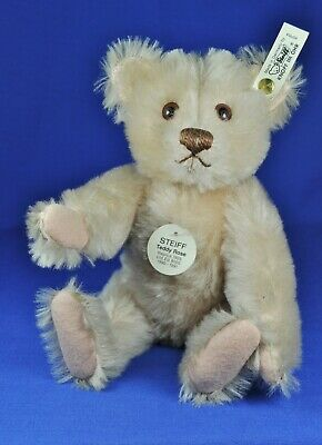 Steiff Teddy Bär / Teddy Bear Rose Replica 1925, 407154, KFS / IDs, limit, 25 cm