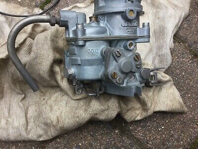 Zenith 301z Carburettor New And Unused