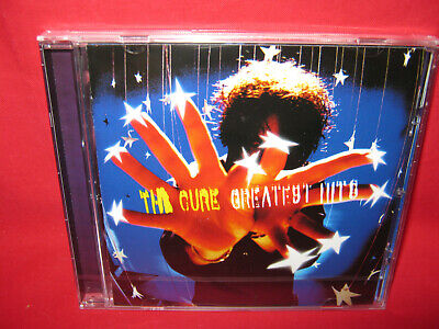 THE CURE = Greatest Hits =CD /NEU