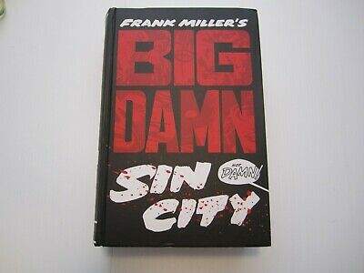 Big Damn Sin City by Frank Miller: Gently Used