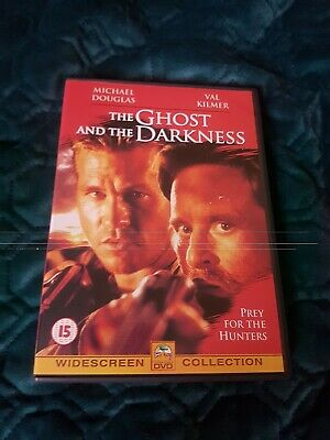 The Ghost And The Darkness MICHAEL DOUGLAS VAL KILMER