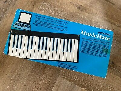 Sequential Circuits Music Mate (Commodore 64)