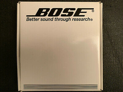 Bose PM-1 Portable CD Player (34144) Boxed