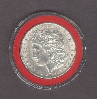 1888 MORGAN SILVER DOLLAR (Philadelphia Minted Coin)