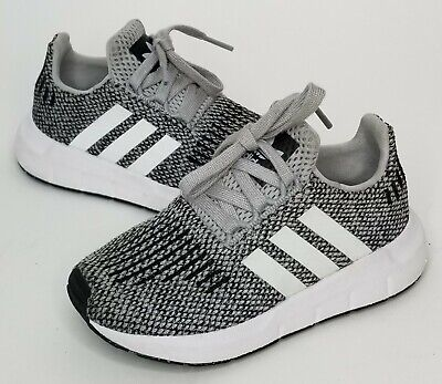 Details about New Boys adidas Swift Run J Shoes Youth Size 6.5 B22455