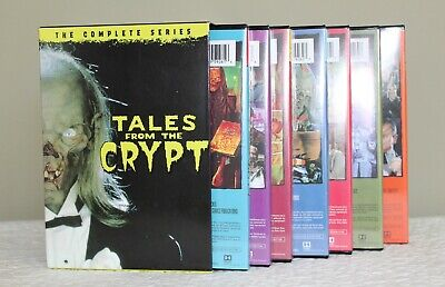 Tales from the Crypt The Complete Seasons  One to Seven
