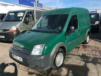 Ford Transit Connect LWB HIGH ROOF ONE OWNER FROM NEW SUPERB DRIVE NO VAT !!!!!!