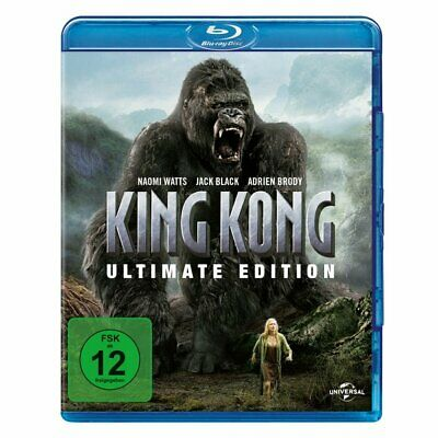 Blu-ray Neuf - King Kong: Ultimate Edition
