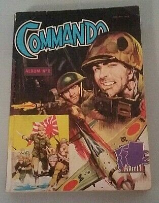 Comics Petit Format Commando No. 5 Aredit 1965