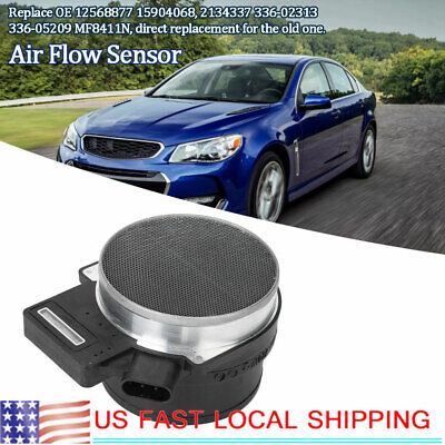 MAF MASS AIR Flow Sensor For Chevrolet Trailblazer GMC Envoy